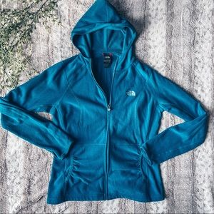 The North Face TKA 100 Texture Masonic Hoodie